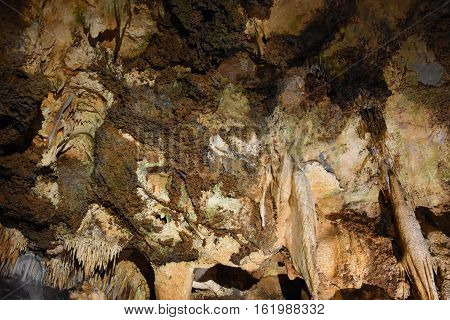 Luray Caverns in Luray, Virginia, in the USA