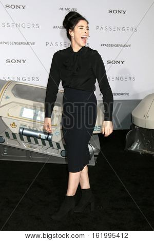 LOS ANGELES - DEC 14:  Sarah Silverman at the