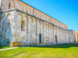 Hdr St Gavino Church In Porto Torres