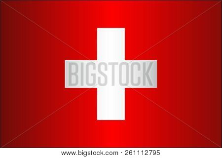 Grunge Flag Of Switzerland - Illustration,  Civil Ensign Of Switzerland Pictures And Vector