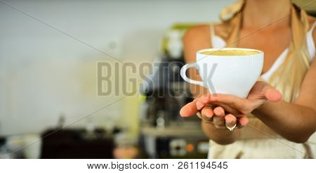Nice Morning. Relax In Cafe Or Coffee Shop And Drink. Perfect Morning With Best Coffee.fresh Morning