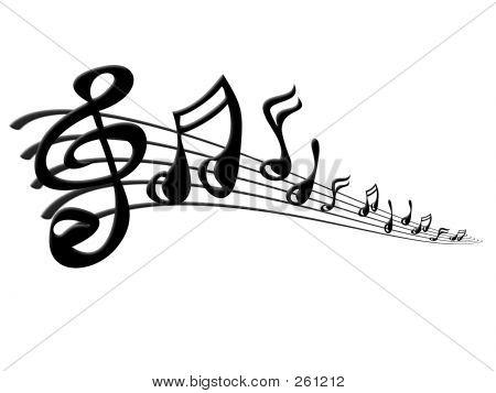 Musicstaff_bw