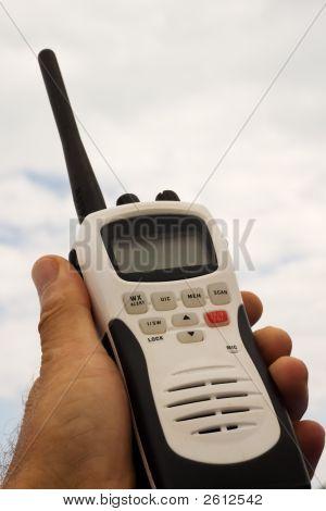 Hand Held Radio