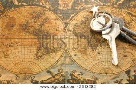Keys Of The World