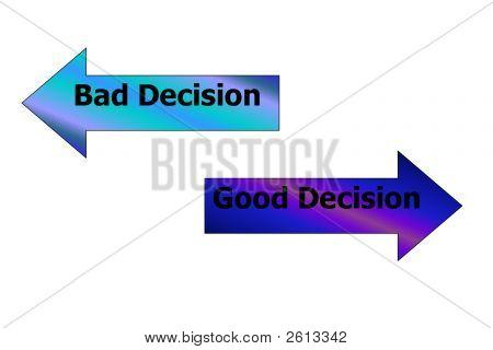 Decision Arrows