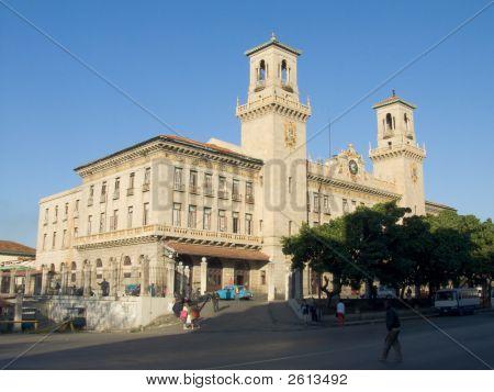 Havana Central Train Station