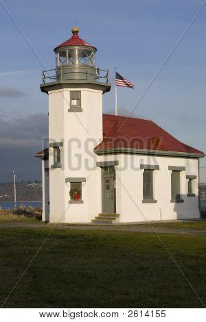 Vashon Island Point Robinson Lighthouse