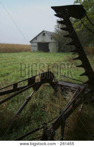 Barn - Old Time Farm