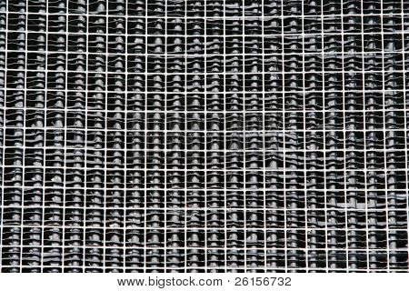 Pattern of an old condensor screen for background