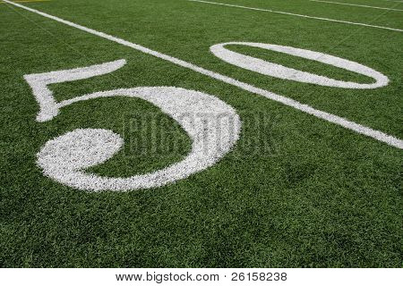 The Fifty Yard line