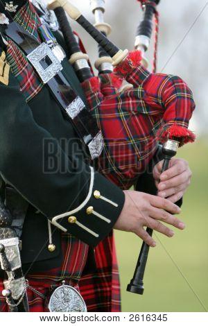 Scottish Bag Pipes