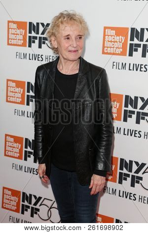 NEW YORK - OCT 2: Director Claire Denis attends the
