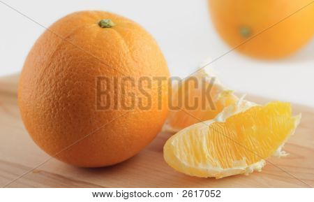 Slice And Orange