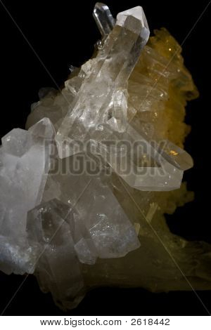 Rock Crystal I
