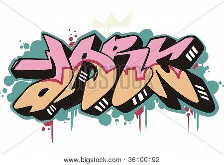 Graffito - Dark
