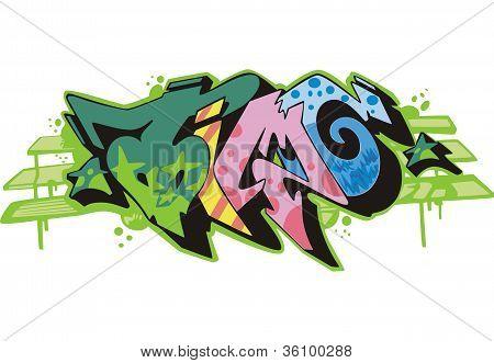 Graffito - Time