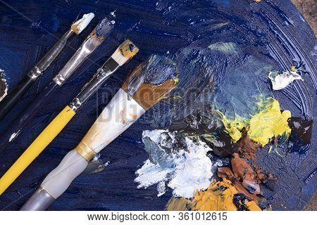 Art Paint Texture Paintbrush Art Paint Texture Paintbrush Art Paint Texture Paintbrush
