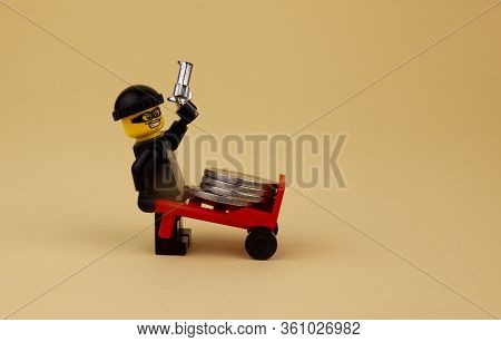 Lego Man Images Illustrations Vectors Free Bigstock