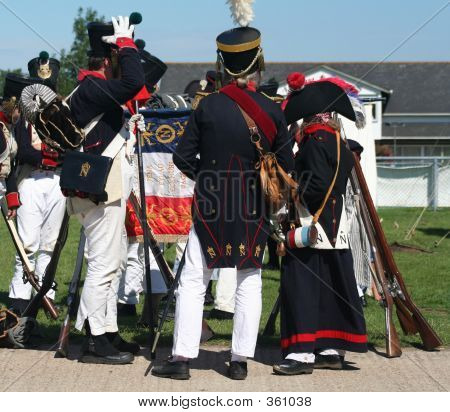 French Period Soldiers