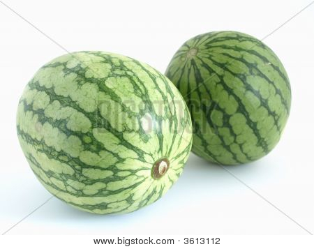 Twin Melons
