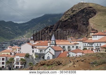Portugal Madeira Canical Town