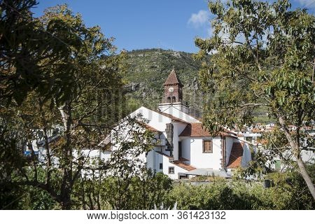 Portugal Madeira Machico Church