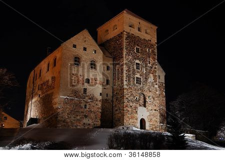 Old castle of Turku