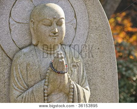 Statue Of Buddha In Japan