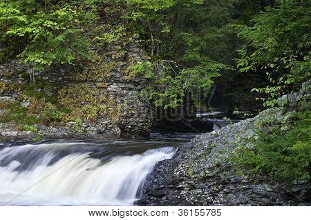 Pocono Flowing Stream