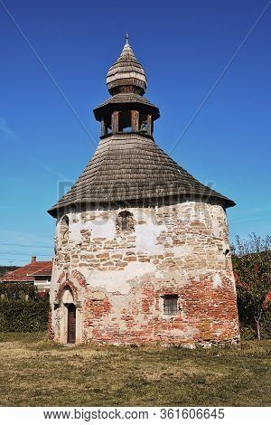 Old Church (rotonda) From Geoagiu, Dating From 1077, The Oldest From Romania