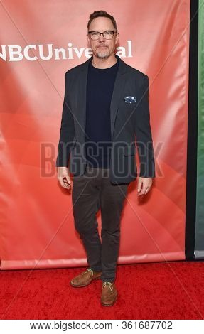 LOS ANGELES - JAN 11:  Matthew Lillard on the red carpet at the NBCUniversal Winter TCA 2020 on January 11, 2020 in Pasadena, CA