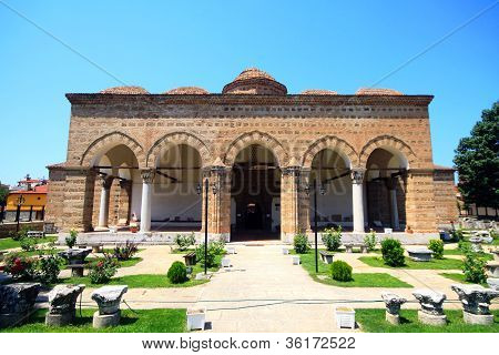 Old ottoman building