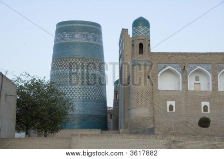 Blue Minarets