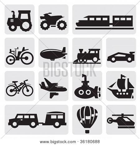 Vector transportation