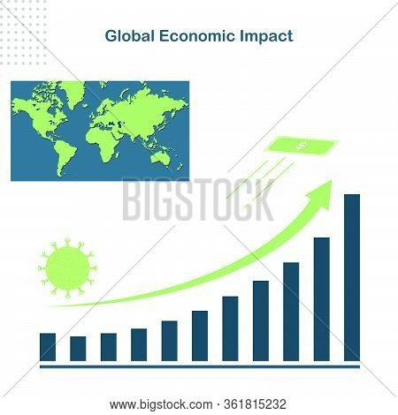 Abstract Background Covid-19 Global Economic Impact. Coronavirus Has Had A Significant Impact On The
