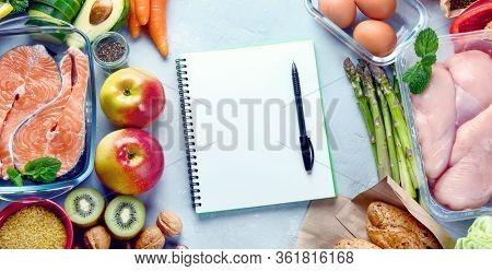 Healthy Diet Eating Plan.