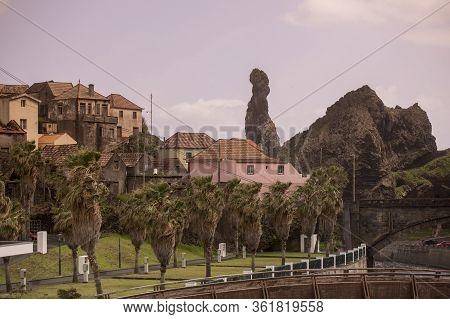 Portugal Madeira Ribeira Da Janela