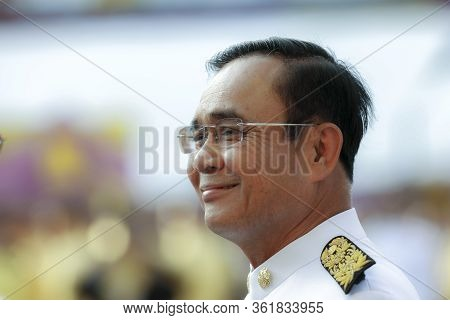 General Prayut Chan-o-cha, Prime Minister Of The Kingdom Thailand