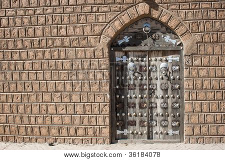 Traditional Door, Timbuktu.