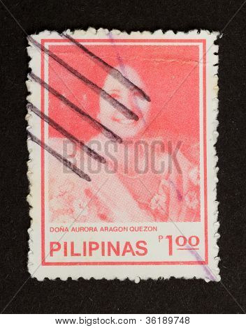 Phipilines - Circa 1980: Stamp Printed In Philipines