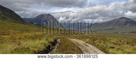 West Highland Way, Rannoch Moor