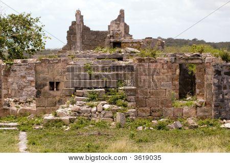 Sugar Plantation Ruins