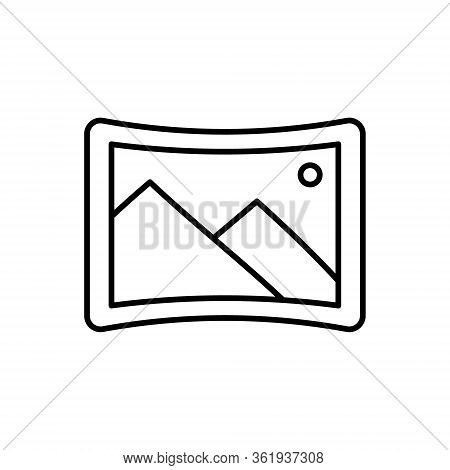 Gallery, Gallery Icon, Gallery Vector, Gallery Icon vector, images Gallery icon, Gallery icon set, Gallery vector icons, Gallery app icon. Gallery Icon Vector Illustration. Gallery icon flat design vector for web icons, symbol, logo, sign, UI.