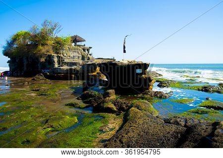 The Uluwatu Temple - Bali - Indonesia