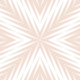 Vector Abstract Geometric Seamless Pattern. Elegant White And Beige Texture With Halftone Effect. Ba