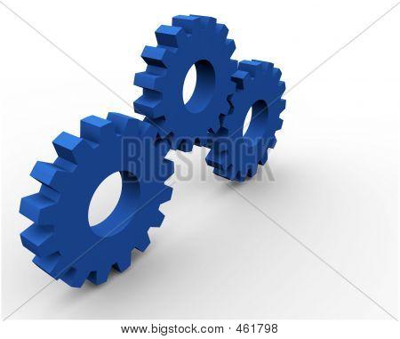 3 Gears