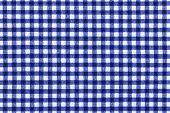 Square pattern on cloth abstract textile background poster