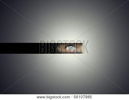 Uneasy Glance