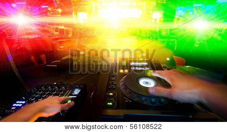 Sound Control Desk