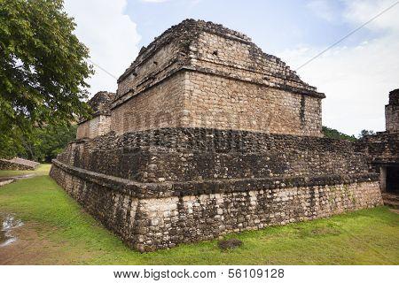 Ruins of Ek Balam. Mexico.
